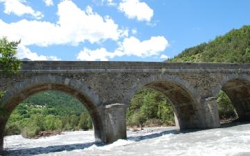 le pont du Martinet