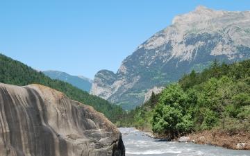 L'Ubaye et ses rivières