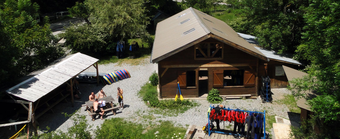 Bienvenue chez Anaconda Rafting